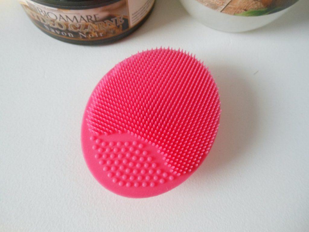 myjka silikonowa do twarzy